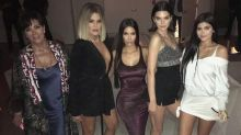 Kylie Jenner's Family Surprises Her With 20th Birthday Party Featuring a Booty Ice Sculpture
