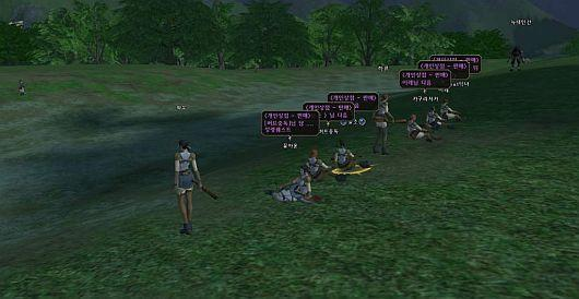 Lineage II classic server detailed