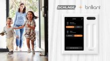 Brilliant And Schlage Announce Integration For Seamless Smart Home Control At CEDIA Expo 2019