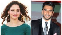 Tamannaah: I would love to collaborate with Ranveer Singh for a film