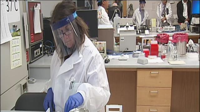 Top health officials raise awareness on valley fever