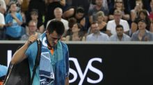 Australian men's tennis hit by infighting, Twitter rants