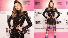 "Sasha Meneghel se veste 'de Xuxa' para MTV Miaw e web reage: ""A cara da mãe"""