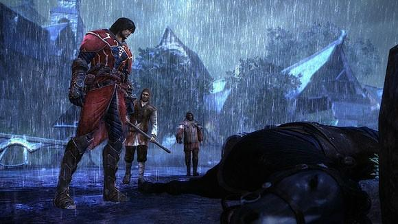 Why 'Lords of Shadow' wasn't 'Castlevania: Lords of Shadow' at first