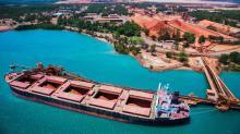 Rio Tinto hits iron ore output target