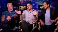 Joe Manganiello's Mom Is the Most Enthusiastic 'Magic Mike' Fan Ever