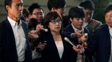 Former Japanese defense minister may replace scandal-hit Inada: media
