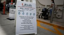 Dozens of Florida hospitals out of available ICU beds: state data