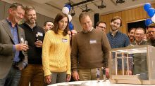 'Downsizing' review at Venice Film Festival: Honey, I shrunk Matt Damon