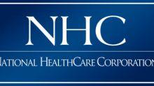 NHC Announces Common Dividend