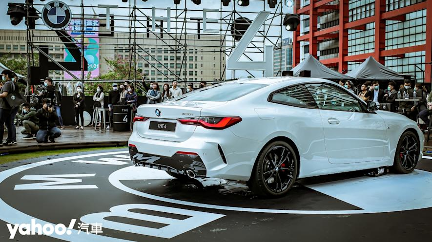 全集中呼吸法-肺之呼吸!2021 BMW 4-Series 236萬起登台上市! - 5