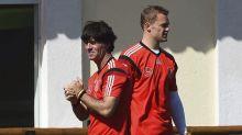 Löw dice que el Balón de Oro debería ser para Manuel Neuer