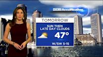 WBZ AccuWeather Midday Forecast For March 30