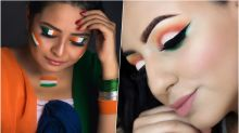 Independence Day 2018: Indian-Flag Inspired Tri-Coloured Makeup Tips & Ideas to Celebrate the Occasion