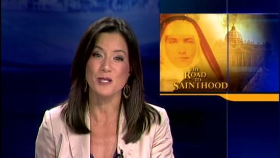 Live coverage of Saint Marianne's canonization