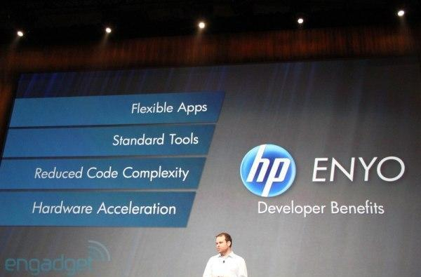Google snags the webOS Enyo team, HP says open source plans are still on schedule (Update)