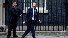 Michael Gove has made bet with Matt Hancock over Halloween Brexit