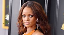 So This Is What Rihanna Looks Like with Turquoise Hair