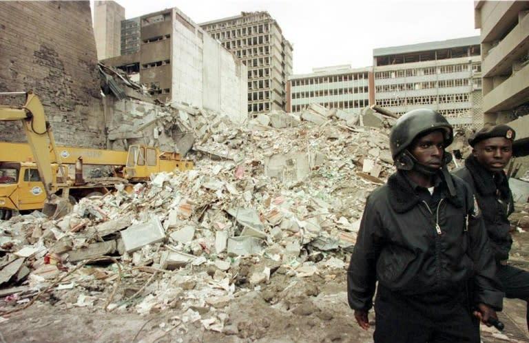 Sudan says US deal on embassy attacks reparations 'close'