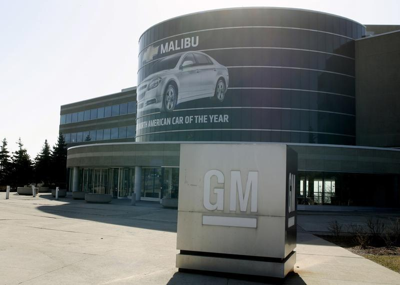Update 1 Gm To Expand To 1 000 Engineering Jobs In Canada