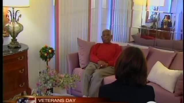 Detroit Pearl Harbor Survivor Shares His Story With WXYZ