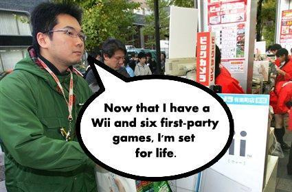 Japan's six top-selling Wii games are ...