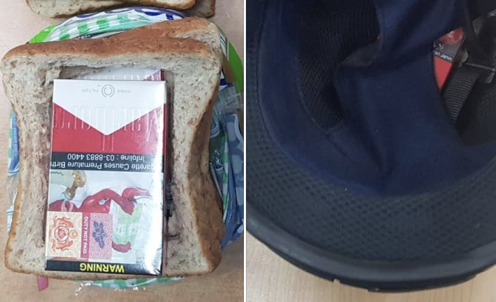 Man caught with contraband cigarettes stuffed in loaf of bread at Woodlands Checkpoint
