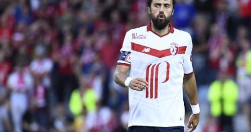 Foot - L1 - Lille - Marko Basa dans le groupe lillois contre Montpellier