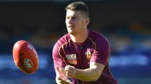 Zorko aims for AFL return to face Cats