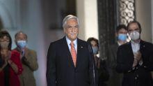 Popularidad en baja: tras el plebiscito, Piñera intenta reorientar su estrategia