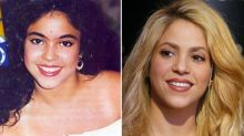 Shakira cumple 40 años: repasamos su espectacular transformación en imágenes