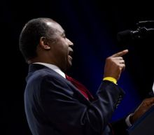 Photo of Ben Carson's speech notes reveal he's 'not happy' with White House personnel office