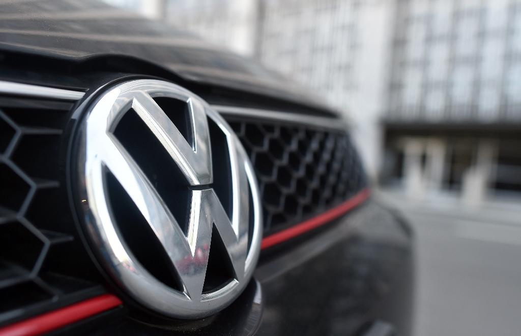 Volkswagen has found itself in a firestorm and seen sales plummet since admitting last year that it had deliberately configured as many as 11 million diesel-powered cars sold worldwide (AFP Photo/Josh Edelson)