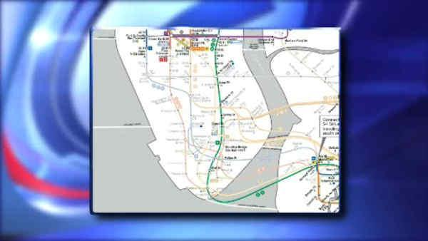 More subways up and running after Sandy