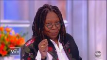 Whoopi Goldberg says Alexandria Ocasio-Cortez can't 'start pοοping on people' until she's done something herself