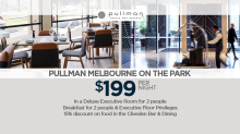 Accor Deal: Pullman Melbourne On The Park