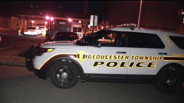 3 officers injured, gunman dead after NJ police station shooting