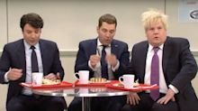James Corden Becomes Boris Johnson For Saturday Night Live Sketch