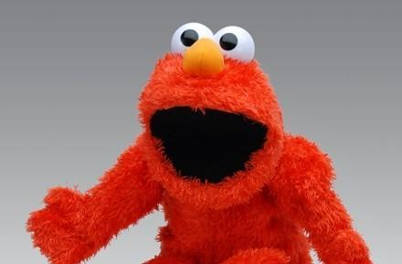 New Elmo Live can sit, stand and tell stories -- is in league with your three-year-old