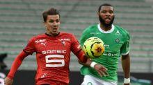 Rennes vence Saint-Etienne e assume liderança do Campeonato Francês