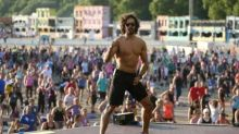 Joe Wicks smashes the Guinness World Record for largest high intensity interval training class