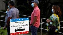 Présidentielle américaine: plus de 7, 3 millions d'Américains ont déjà voté au Texas