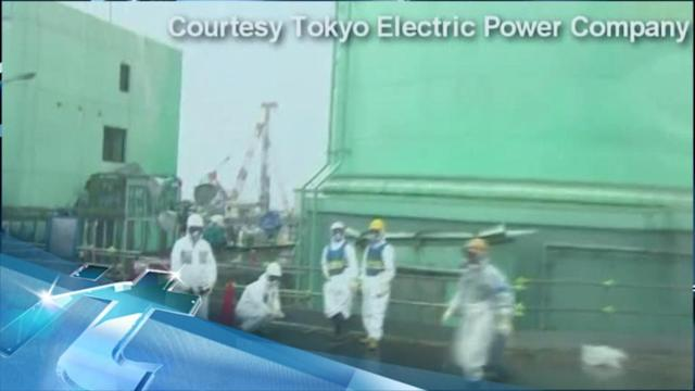 Breaking News Headlines: Japan Nuclear Plant Likely Contaminating Sea