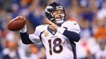 Peyton Manning on passing Brett Favre's TD record