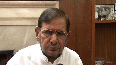 NDA will try to build consensus on Jaswant: Sharad Yadav