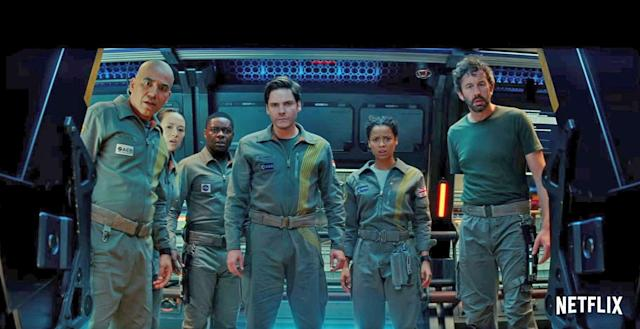 Netflix's 'Cloverfield' sequel starts streaming tonight
