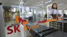 Chipmaker SK Hynix reports record-high net profit