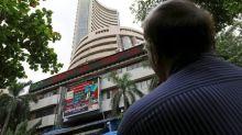 Sensex, Nifty falls more than 1 percent; rupee slumps