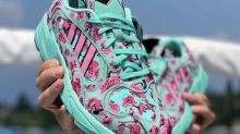 Adidas and Arizona Iced Tea teamed up to make a sneakers that only cost 99 cents