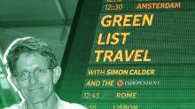 Green List Travel: Listen to the latest Simon Calder podcast